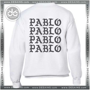 Sweatshirt Pablo Kanye West Yeezy Sweater Womens and Sweater Mens