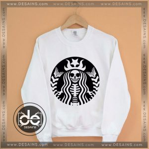 Sweatshirt Pastel Goth Starbucks Coffee Sweater Womens Sweater Mens