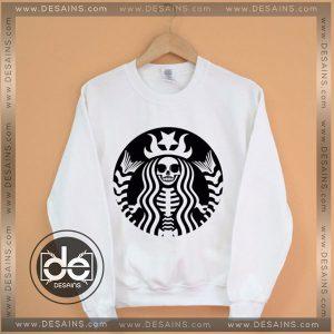 Sweatshirt Pastel Goth Starbucks Coffee Sweater Womens Sweater Mens