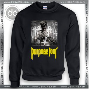 Buy Sweatshirt Purpose Tour Bieber Sweater Womens and Sweater Mens