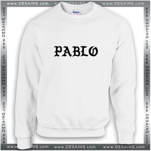 Sweatshirt Saint Pablo Kanye West Sweater Womens and Sweater Mens