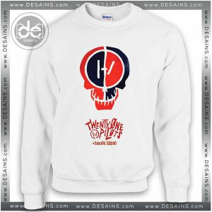 Sweatshirt Twenty One Pilots Suicide Squad Sweater Womens and Mens