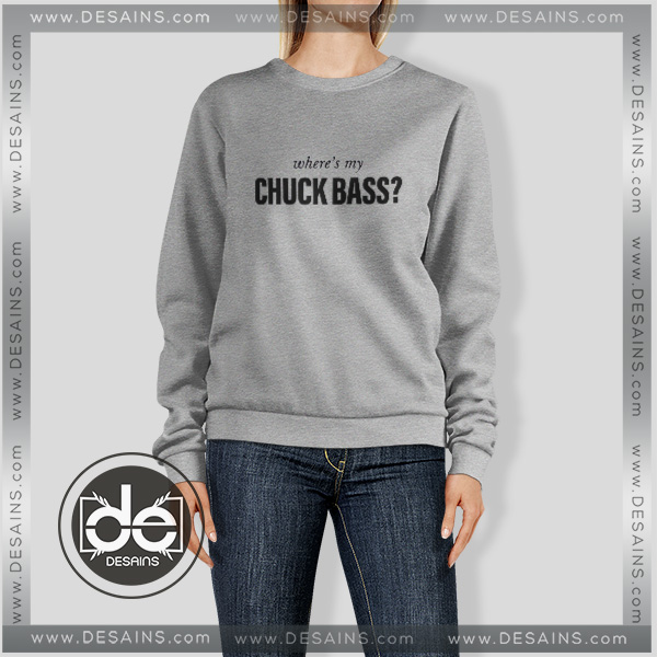 Sweatshirt Where s my chuck Bass Sweater Womens and Sweater Mens eedbe705a9