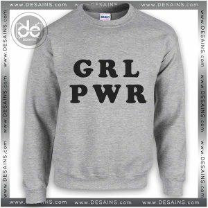 Buy Sweatshirt Girl Power Apparel Sweater Womens and Sweater Mens