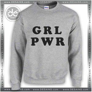 Buy Sweatshirt Girl Power Apparel Sweater Womens and Sweater Mens