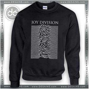 Sweatshirt Joy Division Cover Album Sweater Womens and Sweater Mens