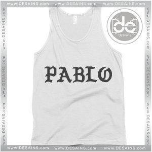 Tank Top Saint Pablo Kanye West Custom Tank top Womens and Mens