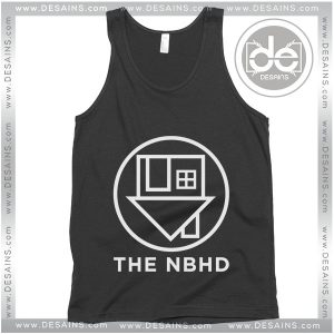 Tank Top NBHD Rock Band Logo Custom Tank top Womens and Mens