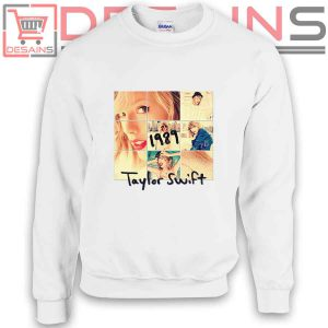 Sweatshirt Taylor Swift 1989 Album Sweater Womens and Sweater Mens