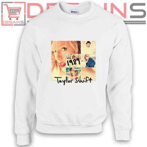 Sweatshirt Taylor Swift 1989 Album Sweater Womens and Sweater Mens