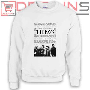 Buy Sweatshirt The 1975 Band Sweater Womens and Sweater Mens
