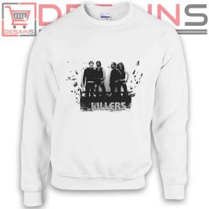 Buy Sweatshirt The Killers Band Sweater Womens and Sweater Mens