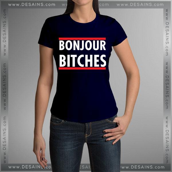 Sugarhill Boutique Ladies Sweatshirt Jumper Navy Bonjour 8 10 14