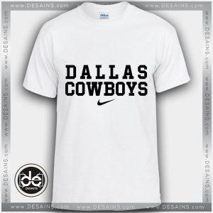 Buy Tshirt Dallas Cowboys Just do it Tshirt mens Tshirt womens Tees size S-3XL