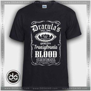 Buy Tshirt Dracula Transylvania Blood Tshirt mens Tshirt womens Tees size S-3XL