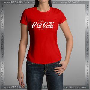 Buy Tshirt Enjoy Coca Cola Logo Tshirt mens Tshirt womens Tees size S-3XL