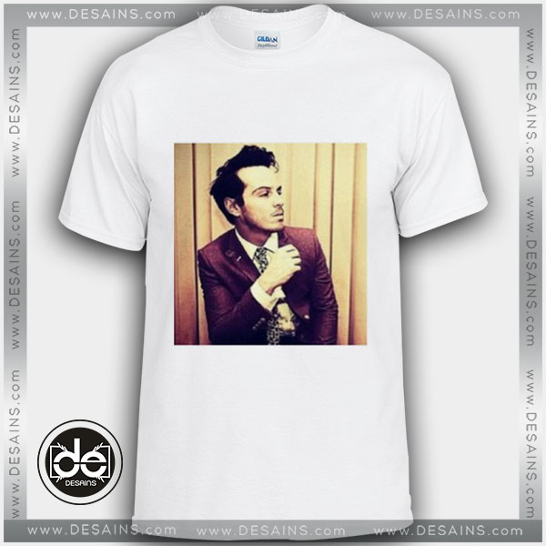Tshirt James Moriarty Sherlock BBC Tshirt mens Tshirt womens Tees size S-3XL