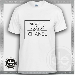 Buy Tshirt You Are the Coco Tshirt mens Tshirt womens Tees size S-3XL