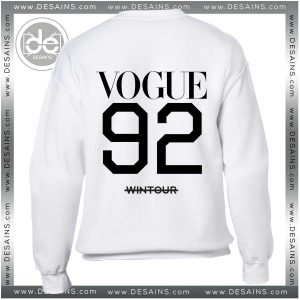 Buy Sweatshirt Vogue 92 Wintour Sweater Womens and Sweater Mens