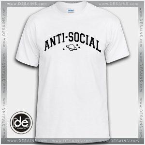 6cacdbd0 Buy Tshirt Anti Social Tshirt Womens Tshirt Mens Tees size S-3XL