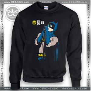 Buy Sweatshirt Batman Funny Singing Sweater Womens and Sweater Mens