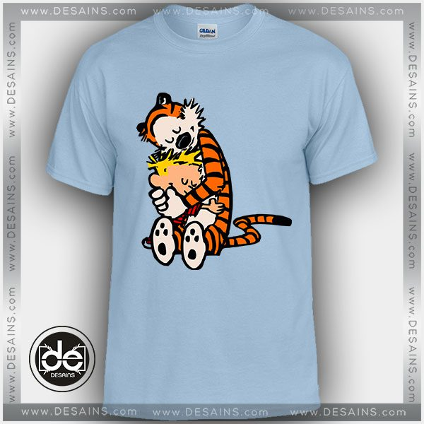 e90864fe Buy Tshirt Calvin and Hobbes Hugs Tshirt Kids Youth and Adult Tshirt ...