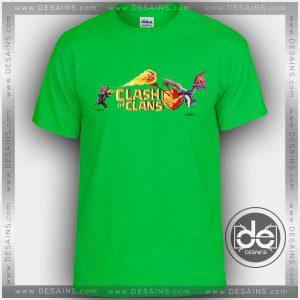 Buy Tshirt Clash Of Clans War Tshirt Kids Youth and Adult Tshirt Custom