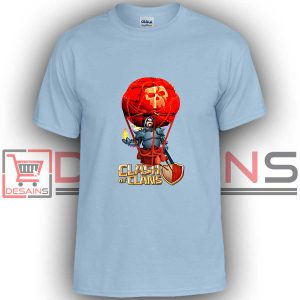 Buy Tshirt Clash Of Clans War Wizard Tshirt Kids Youth and Adult Tshirt Custom