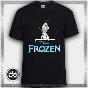 Buy Tshirt Disney Frozen Olaf Tshirt Kids Youth and Adult Tshirt Custom