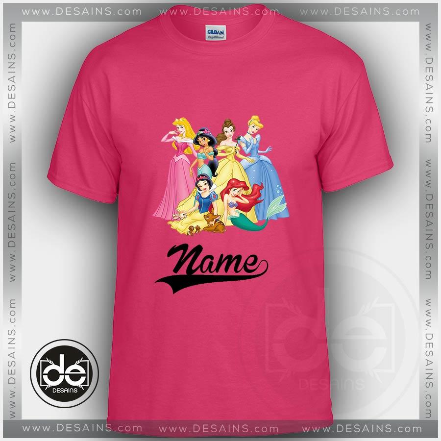 b51fcf7fd Buy Tshirt Disney Princess Barbies Tshirt Kids Youth and Adult Tshirt ...