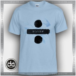 Buy Tshirt Ed Sheeran Divide Tshirt Womens Tshirt Mens Tees size S-3XL