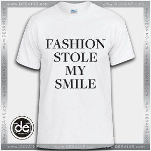 Buy Tshirt Fashion Stole My Smile Tshirt Womens Tshirt Mens Tees size S-3XL