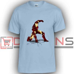 Buy Tshirt Iron Man Hero Tshirt Kids Youth and Adult Tshirt Custom