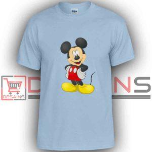Buy Tshirt Disney Mickey Mouse Tshirt Kids Youth and Adult Tshirt Custom