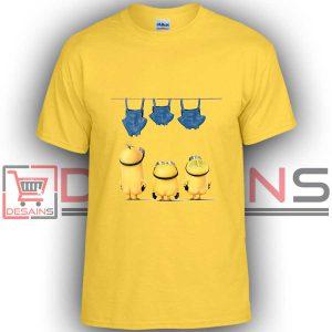 Buy Tshirt Minions Funny Naked Tshirt Kids Youth and Adult Tshirt Custom