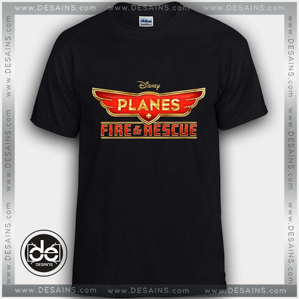 3a7d2c191 Buy Tshirt Planes Fire And Rescue Tshirt Kids Youth and Adult Tshirt Custom