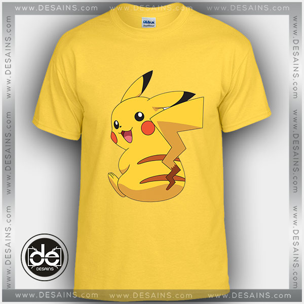 9c361a789 Buy Tshirt Pikachu Cute Face Tshirt Kids Youth and Adult Tshirt Custom