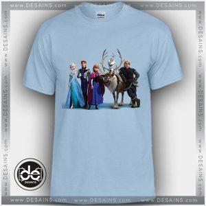 Buy Tshirt Characters Disney Frozen Tshirt Kids Youth and Adult Tshirt Custom