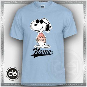 Buy Tshirt Snoopy Enjoy Cool Tshirt Kids Youth and Adult Tshirt Custom