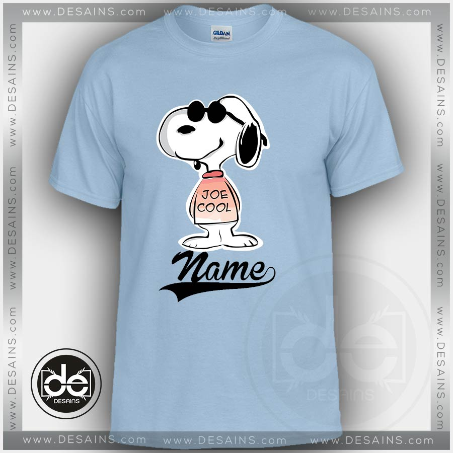 d6c99b63 Buy Tshirt Snoopy Enjoy Cool Tshirt Kids Youth and Adult Tshirt Custom