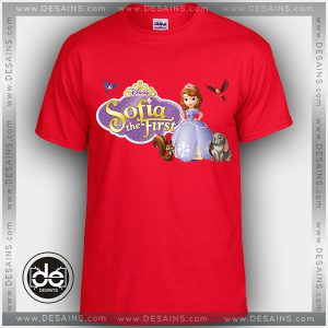 Buy Tshirt Disney Sofia the First Tshirt Kids Youth and Adult Tshirt Custom