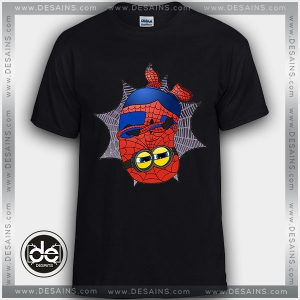 Buy Tshirt Spiderman Minions Tshirt Kids Youth and Adult Tshirt Custom