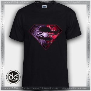 Buy Tshirt Spiderman Vs Superman Tshirt Kids Youth and Adult Tshirt Custom