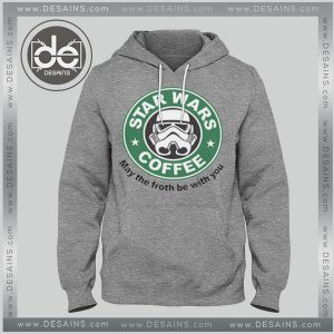 Buy Hoodies Star Wars Coffee Hoodie Mens Hoodie Womens Adult Unisex