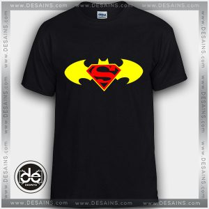 Buy Tshirt Batman Superman Justice Logo Tshirt Kids Youth and Adult Tshirt Custom