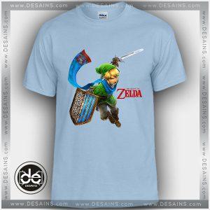 Buy Tshirt Zelda Link Hyrule Warriors Tshirt Kids Youth and Adult Tshirt Custom