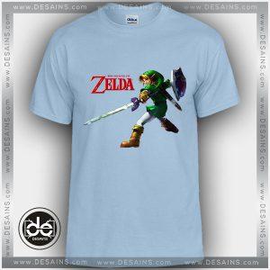 Buy Tshirt Zelda Princes Link Attack Tshirt Kids Youth and Adult Tshirt Custom