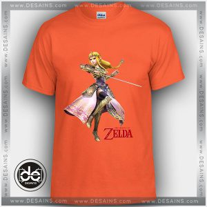 Buy Tshirt Zelda Princess Rapier Tshirt Kids Youth and Adult Tshirt Custom