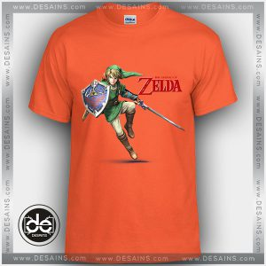 Buy Tshirt Zelda Twilight Princess Link Tshirt Kids Youth and Adult Tshirt Custom