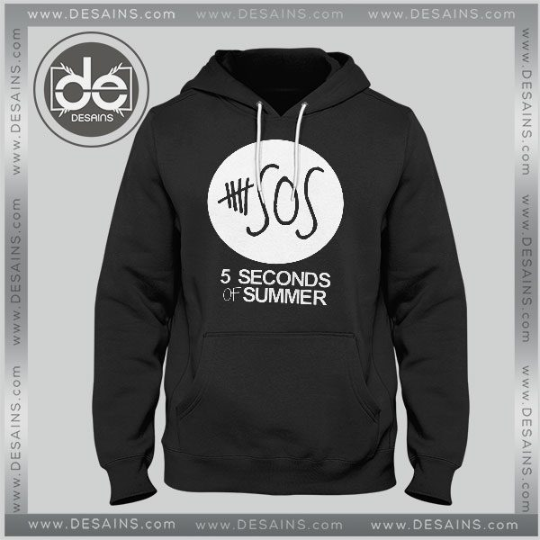 a4300d404 Buy Hoodies 5 Seconds of Summer 5SOS Hoodie Mens Hoodie Womens Adult Unisex  – Cheap Graphic Tee Shirts